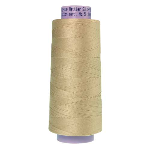 0537 - Oat Flakes Silk Finish Cotton 50 Thread - Large Spool